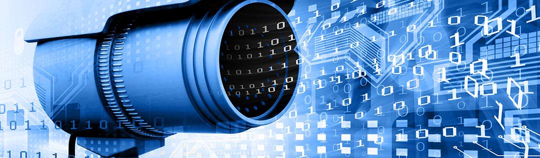 Kameraövervakning för villa, hem, företag & hus
